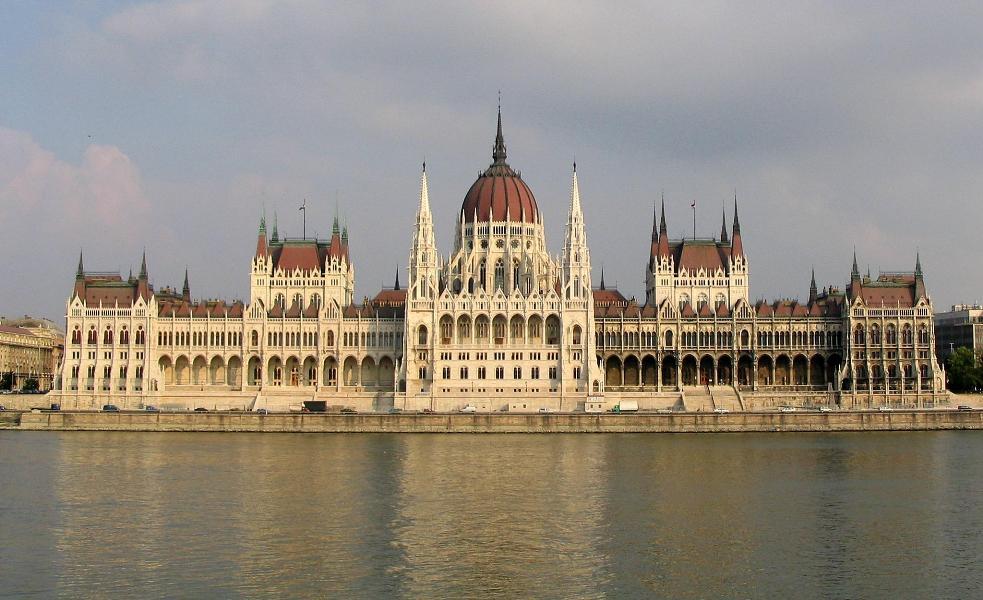 Parlament_Budapest