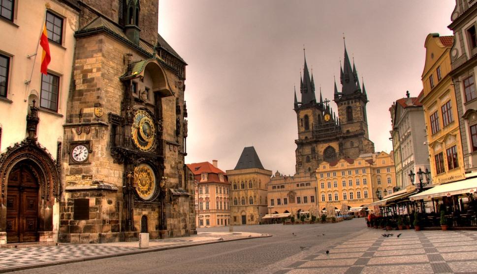 Praha_Staromestske namestie