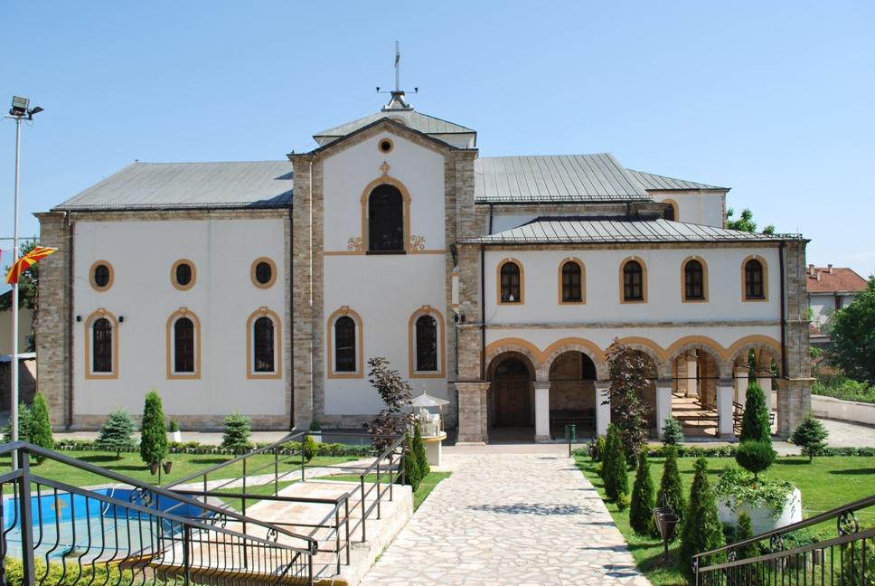 kostol sv. Cyrila a Metoda_Tetovo