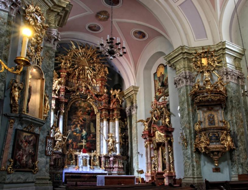 Kostol svatej Anny