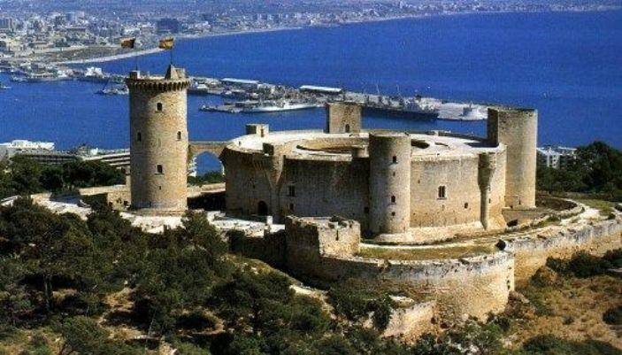 Mallorca_Bellver_hrad