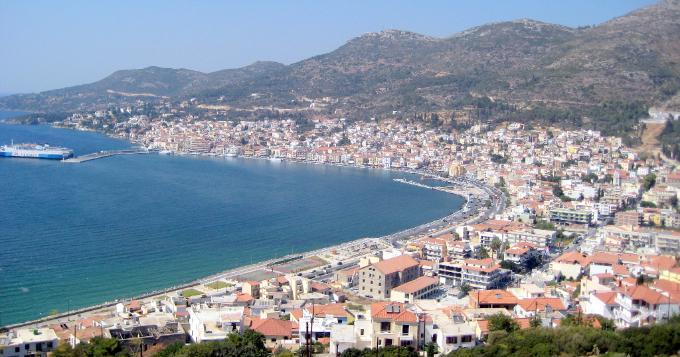 Mesto Samos