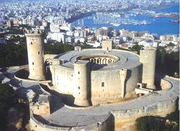 Goricky_hrad_Castillo_ de_ Bellver