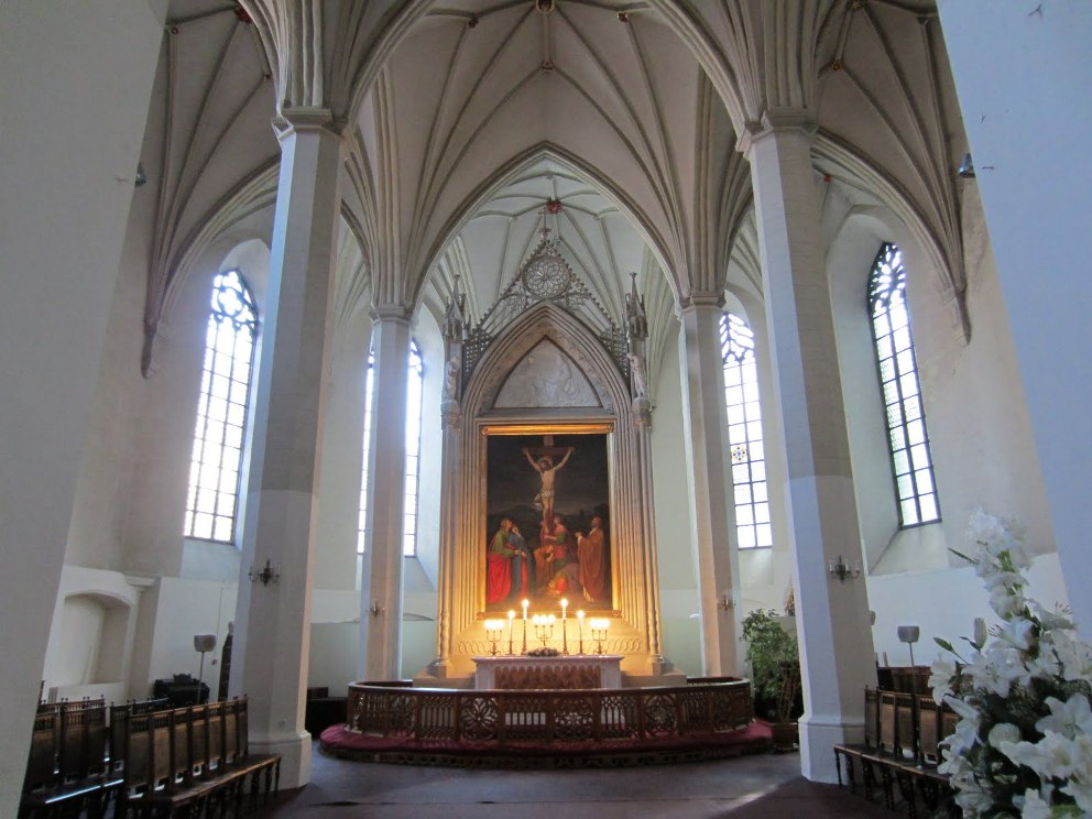 Kostol Sväteho Olava