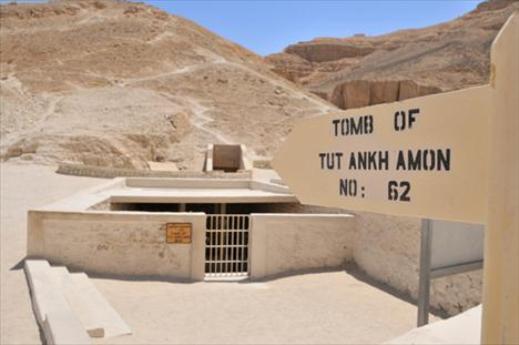 Hrobka 62_Tutanchamon