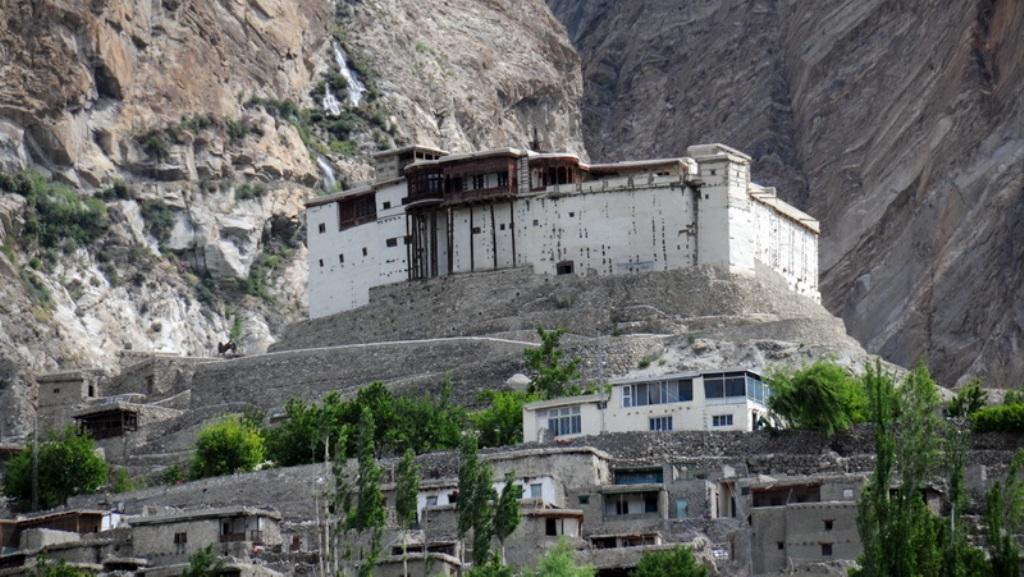 Hunza Karimabad Baltit Fort