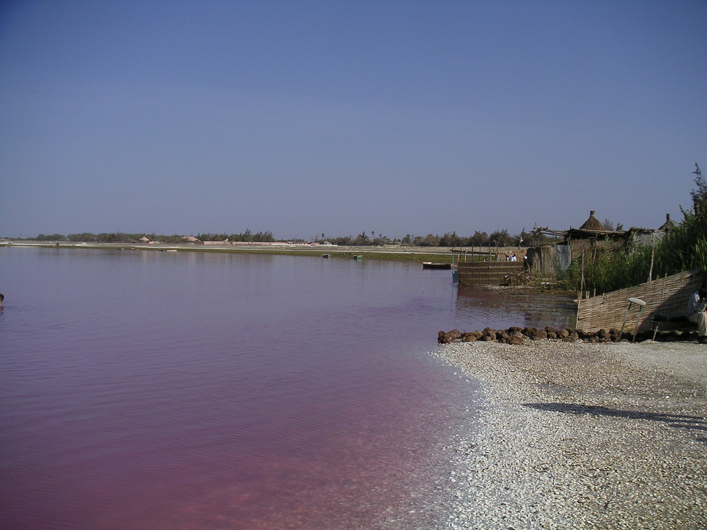 Lac Rose_Senegal_Flickr
