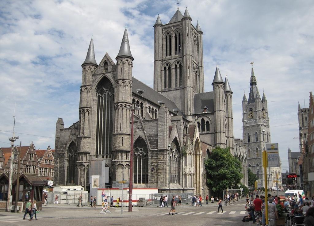 Sint-Baafskathedraal_Gent