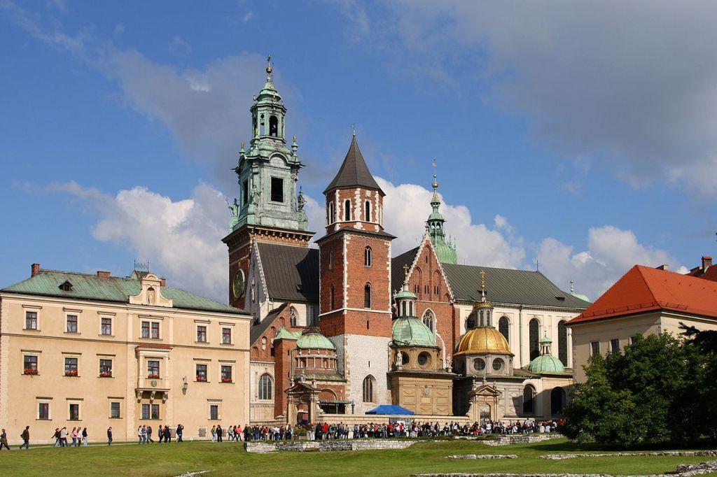 Wawelská katedrála - Krakov