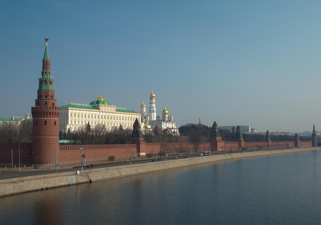 Moskovský Kremeľ, Foto: Pavel Kazachov