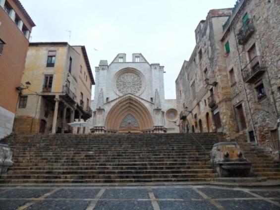 Plaça de la Seu - Tarragona