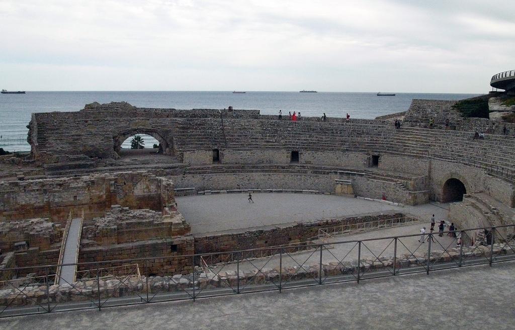 Koloseum - Tarragona, Foto: Flickr