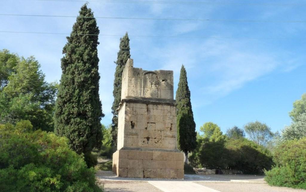 Torre dels Escipions - Tarragona, Foto: Flickr