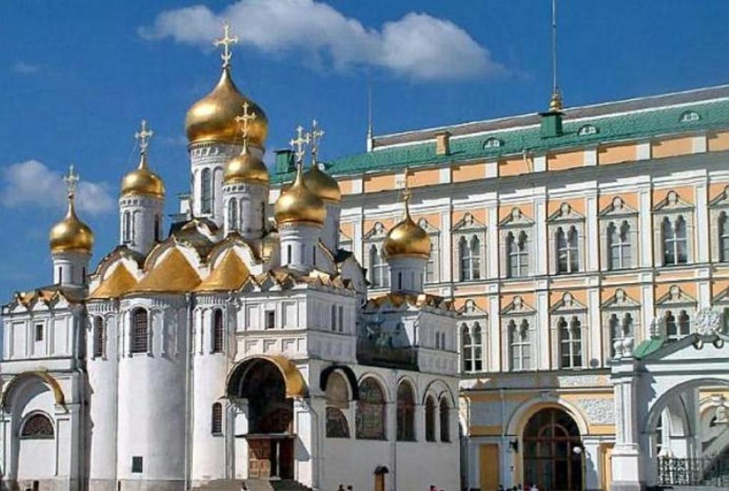 Chrám Zvestovania - Kremeľ