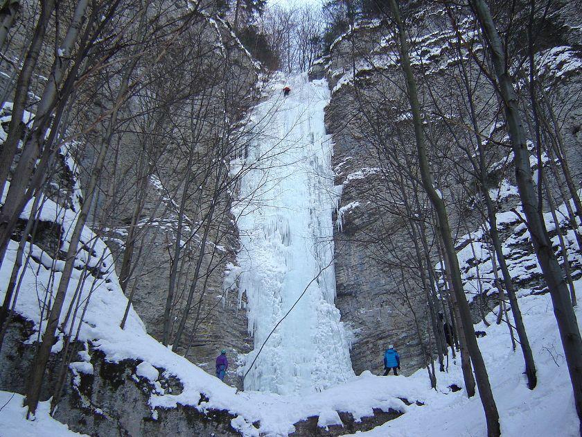 Brankovský vodopád, Foto: Wikipédia