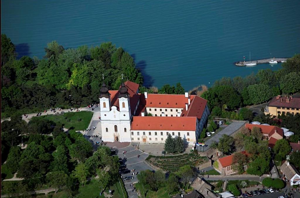 Opátstvo Tihanyi Apatság - Balaton