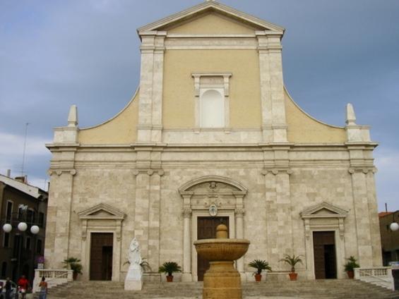 Katedrála svätého Benedikta - San Benadetto del Tronto