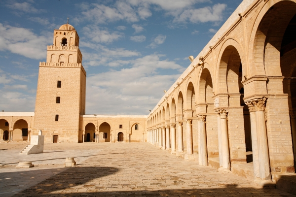 Veľká mešita - Hammamet - Medina