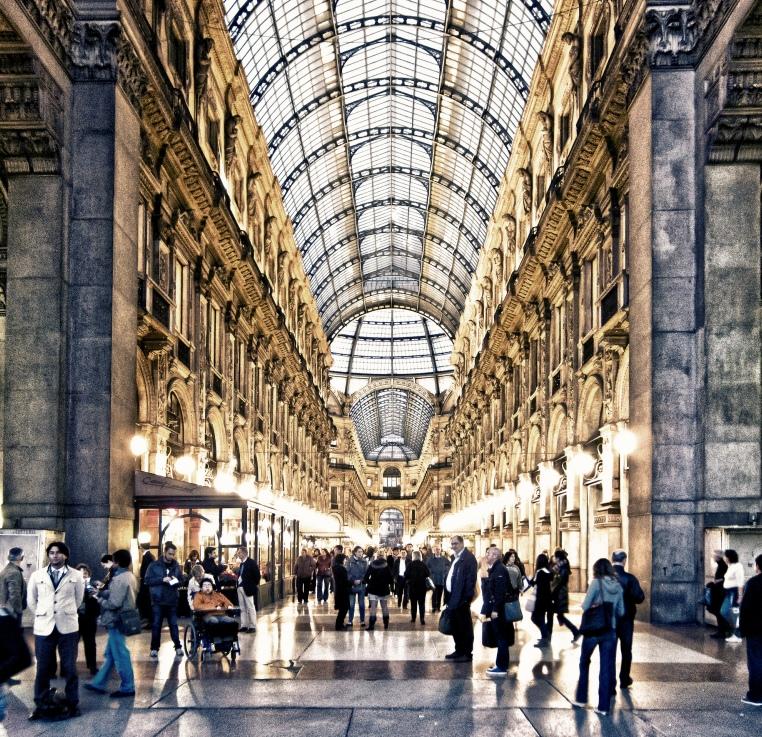 Galleria Vittorio Emanuele, Foto: Bert Kaufmann