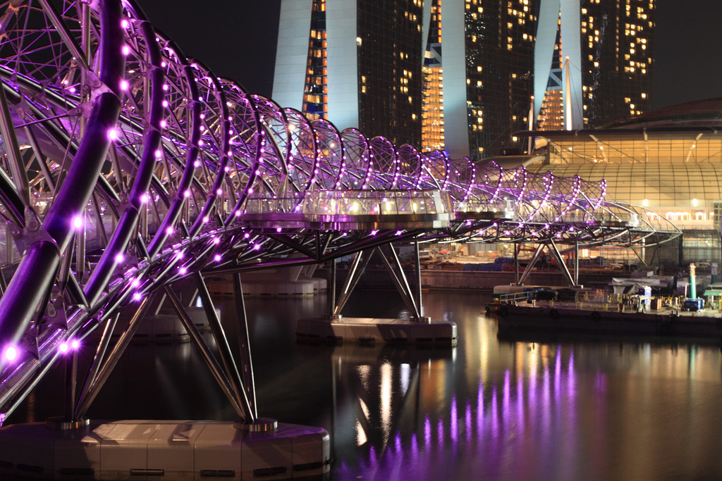 Helix Bridge