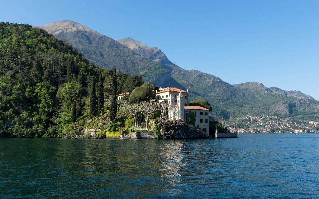 Jazero Como, Foto: George Dement