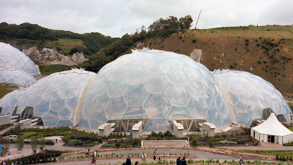 Eden Project, Foto:  Jim Linwood