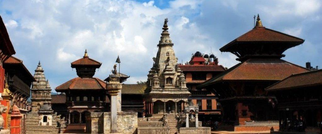 Kathmandu_namestie _Durbar