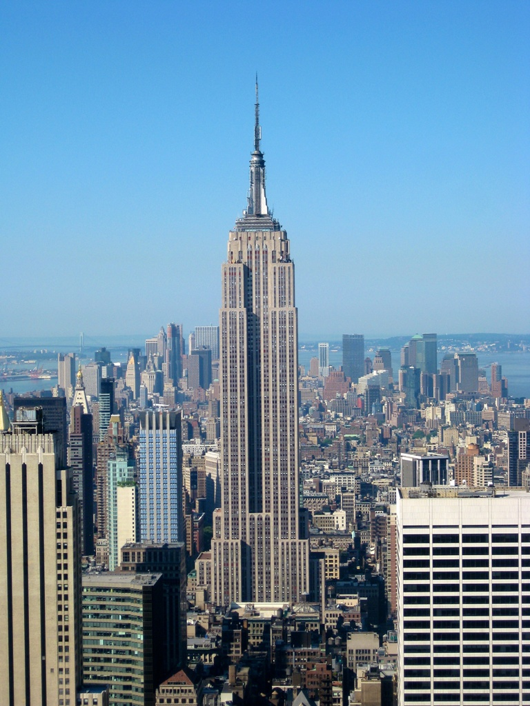 Empire State Building, Foto: Jiuguang Wang